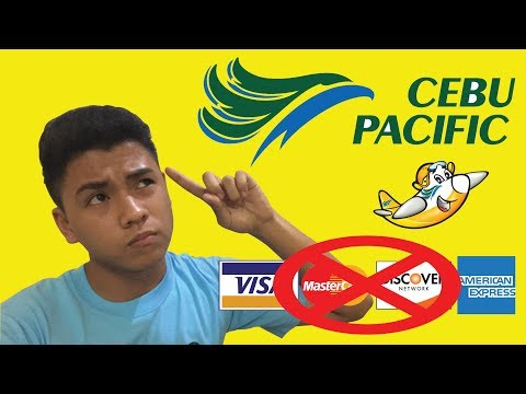How to Book a flight in Cebu Pacific without a Credit Card