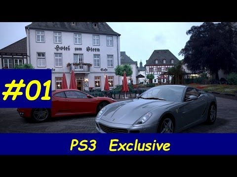 Gran Turismo 5 Prologue Gameplay Walkthrough First Look! Part 1 No Commentary HD GT5P