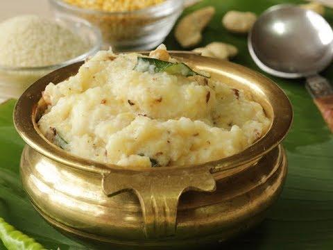 Kuthiraivali Ven Pongal/ breakfast recipes
