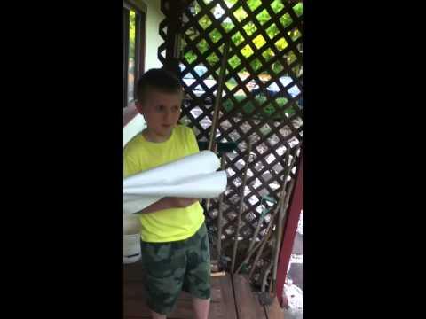 Giant Paper Popper