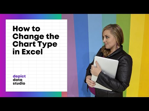 How to Change the Type of Chart You Just Made in Excel (Without Starting from Scratch)