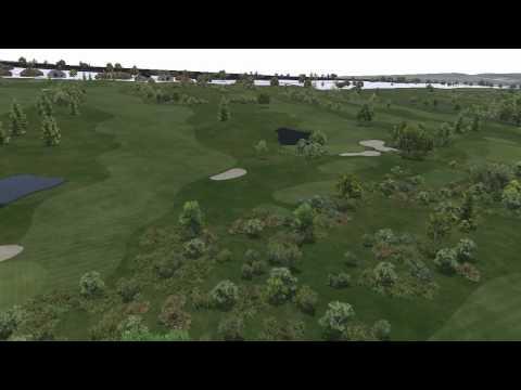 4th Green & 16th Green Flyover