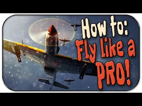 War Thunder Gameplay | How to fly like a pro in Arcade Battles | Beginner and Pro Tips