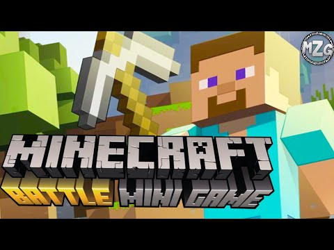 Wii U Edition! - Minecraft Wii U Battle Mini Game Gameplay - Episode 8
