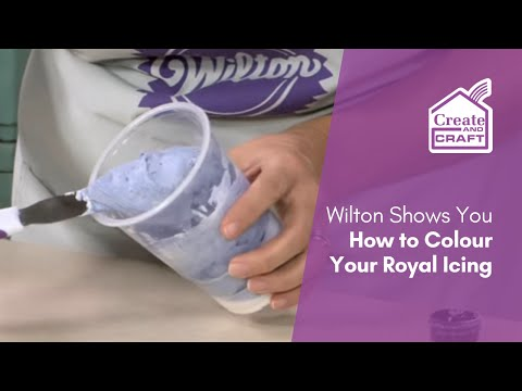 How to Colour your Cakes - Part 1 | Wilton Cakes