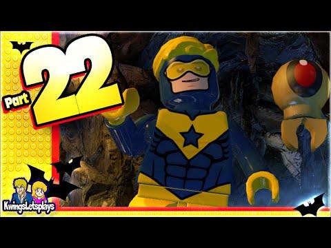 LEGO BATMAN 3 - Unlocking BOOSTER GOLD, Black Adam and Friends!