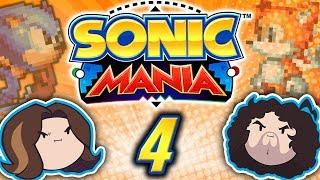 Sonic Mania: Junk Pain - PART 4 - Game Grumps