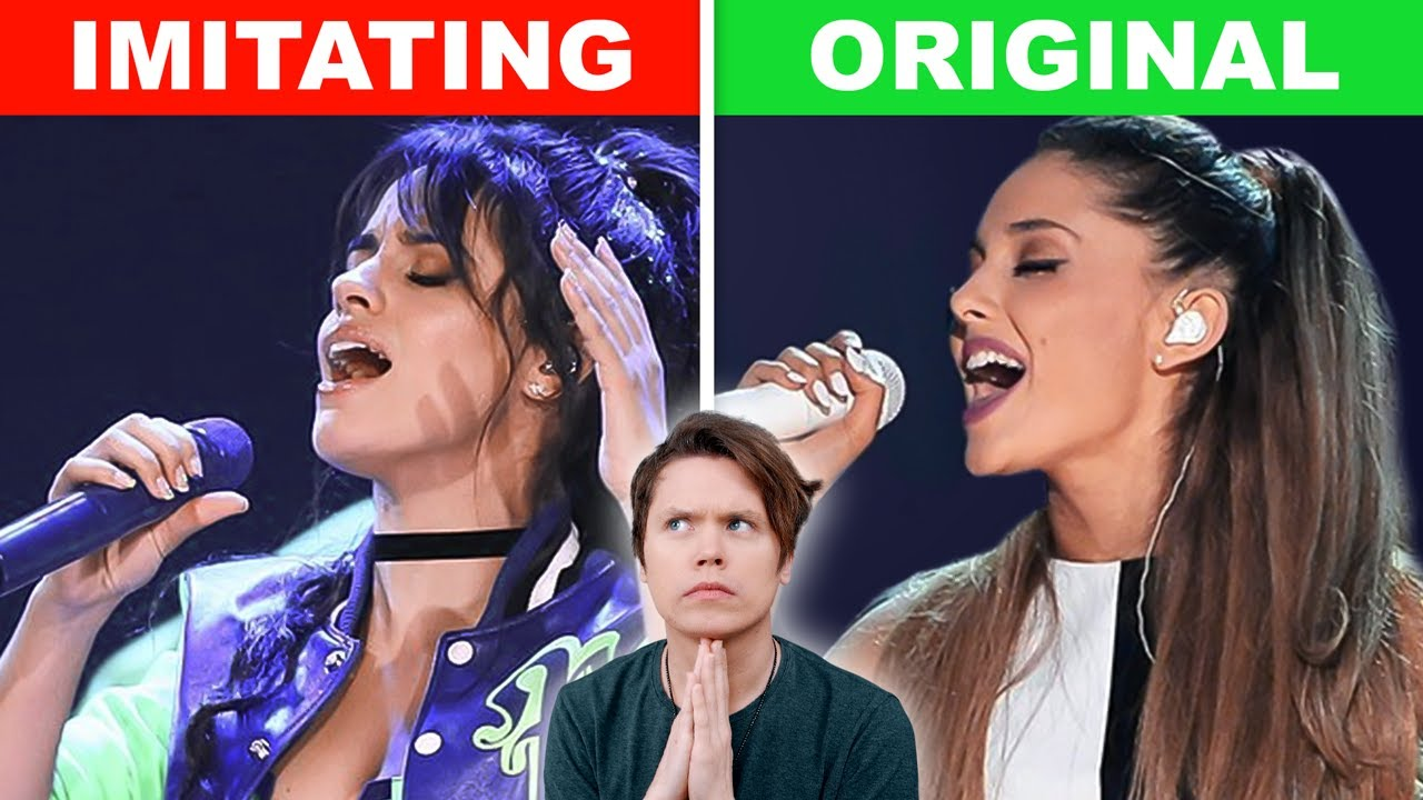 Famous Singers Doing Singing Impressions