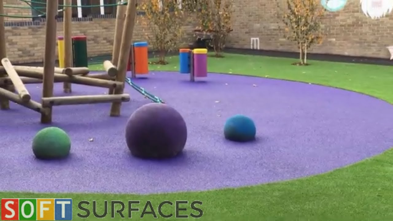 Wetpour and Artificial Grass Installation in Worthing, West Sussex | Wet Pour Rubber Installers UK