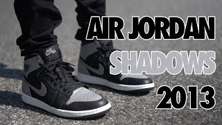 62fd831333995 jordan 1 shadow on feet Videos - 9tube.tv