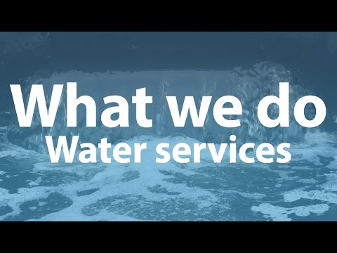 What Western Water does - water services