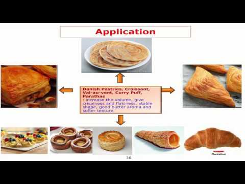 Malaysian Palm Oil International Chef Conference 2016: Pastry Margarine Application in Food