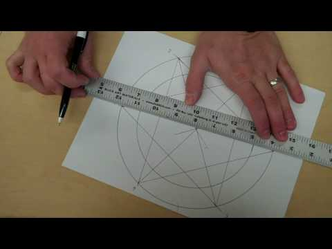 Math String Art  (Measuring)