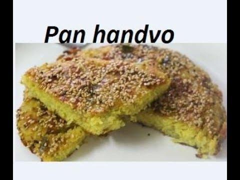 Gujarati Pan Handvo recipe by Raks  HomeKitchen
