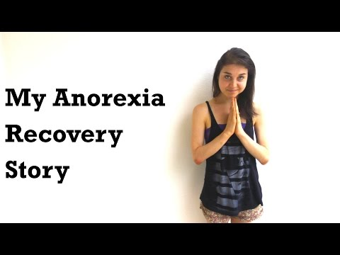 My Anorexia RECOVERY Journey