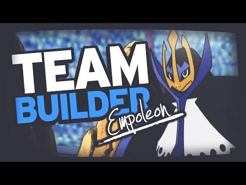 Pokemon Team Building | Diamond Pearl & Platinum | Piplup/Prinplup/Empoleon