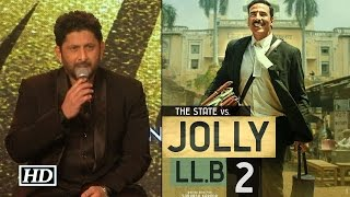 Old 'Jolly' Arshad COMMENTS on Akshay 'Jolly LLB 2' Trailer