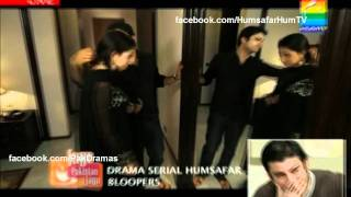 Humsafar Bloopers