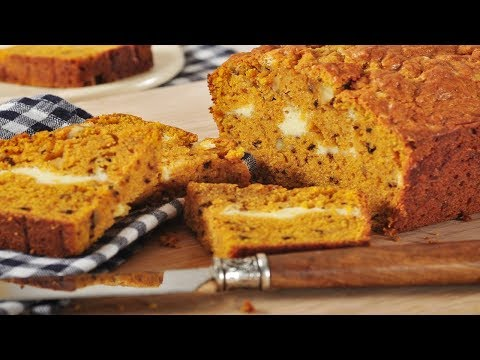 Pumpkin Bread Recipe Demonstration - Joyofbaking.com