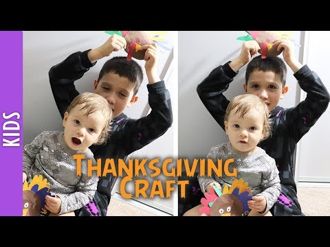Thanksgiving Craft, Keep the kids busy -The290ss