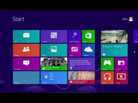 How to Change Windows 8 Metro Icons in Start Menu