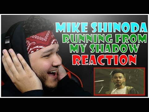 🎤 Hip-Hop Fan Reacts To Mike Shinoda - Running From My Shadow 🎸