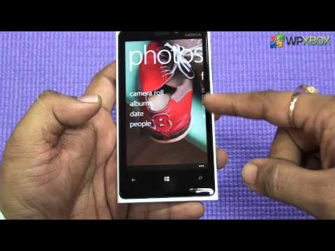 How to Take Screenshot in Windows Phone 8