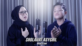 SHOLAWAT ASYGHIL - Nissa ft Fadli Habibi - Cover by Sabyan