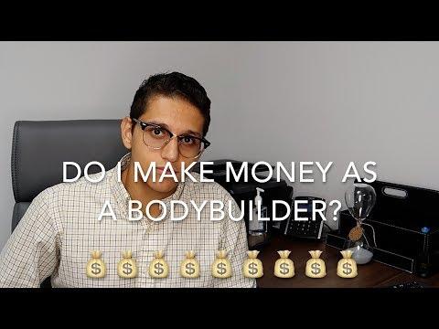 LIFE VLOG #1- DO I MAKE MONEY AS A BODYBUILDER ? TRIP TO MIAMI