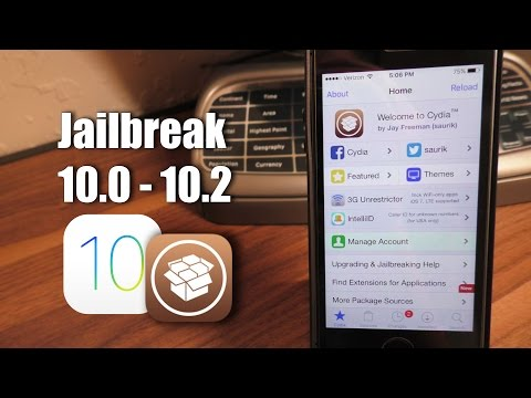 How to Jailbreak iOS 10 - 10.2 on iPhone, iPad, & iPod touch