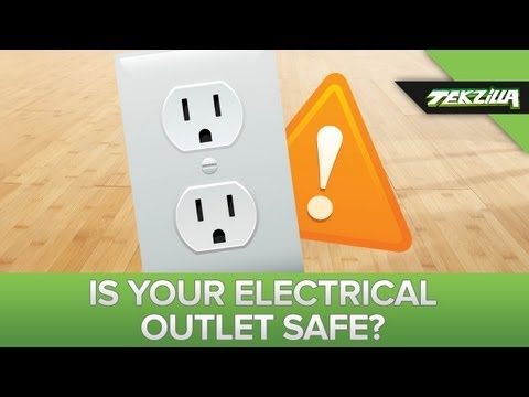 Easy Fix Grounds 2 Prong Outlets!