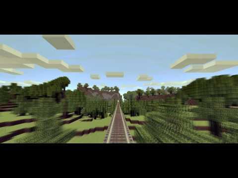 Minecart Interstate V3.0 [MineCraft]