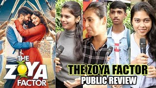 Zoya Factor I PUBLIC Review I Sonam Kapoor, Dulquer Salmaan I Dir: Abhishek Sharma