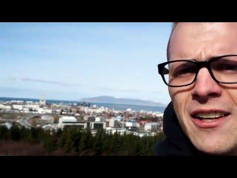 Let The Reykjavik Flow: Part 1 Top of the Perlan
