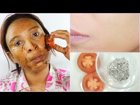JUST 5 MINUTES FOR BRIGHT CLEAR GLOWING SKIN ALL NATURAL AND VERY EFFECTIVE |Khichi Beauty