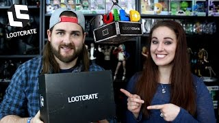 Loot Crate February 2017 Build