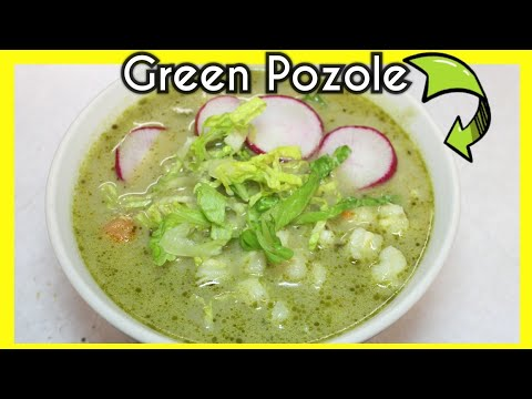 GREEN POZOLE