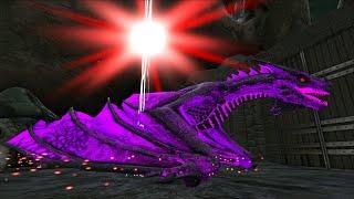 """ARK: Extinction Mod #35 - Tiến Hóa Siêu Rồng """"Prime Wyvern"""" Lên """"Infernal Wyvern"""", Bá Vãi Tèo =))"""