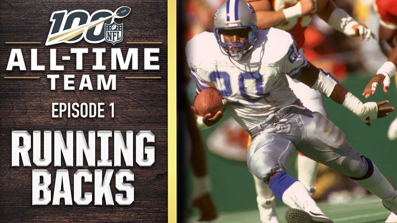 100 All-Time Team: Running Backs | NFL 100