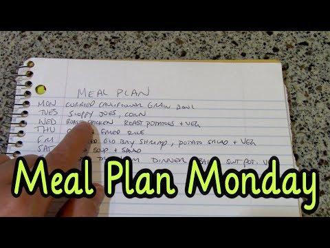 Meal Plan Monday #9