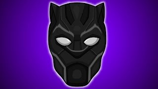 BLACK PANTHER ANIMATED SONG - Behind The Scenes