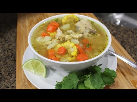 Chicken Soup (Simple and Delicious)