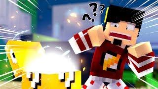 Minecraft: O QUE TEM NA LUCKY BLOCK? - SURVIVAL POINTS Ep.2 ‹ AMENIC ›