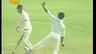 Shoaib Akhtar fierce bowling vs Australia