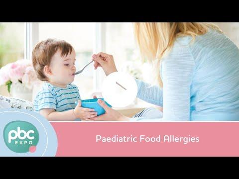 Paediatric Food Allergies