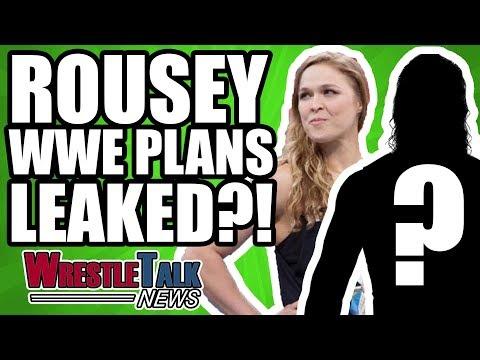 Dolph Ziggler WWE Contract REVEALED! Ronda Rousey WWE Plans LEAKED?! | WrestleTalk News Feb. 2018