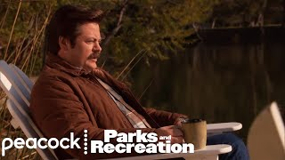 Ron Swanson, A Lifestyle (Vol. III) - Parks and Recreation