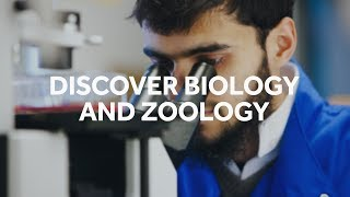 Discover Biology and Zoology