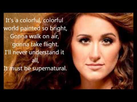 Amazing Life- Britt Nicole (lyrics)