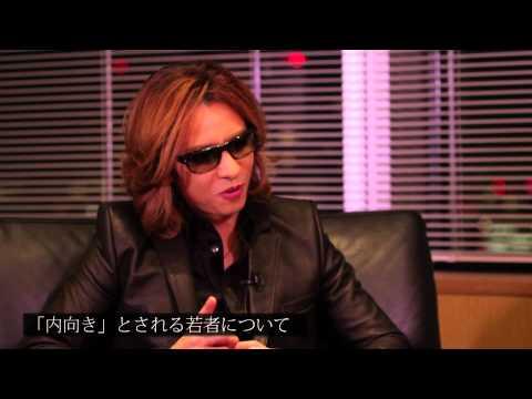 特別独占インタビュー: YOSHIKI(アーティスト/プロデューサー)